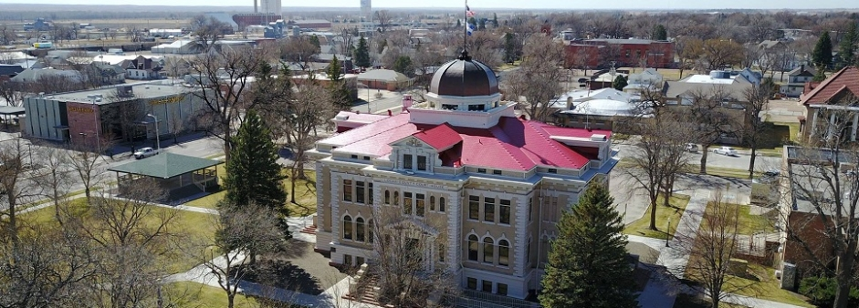 drone photo of courthouse square 2017 by kenny dorney resized