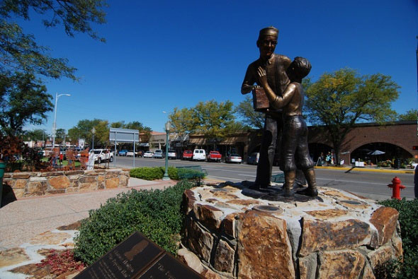 Sterling Colorado Popcorn Man