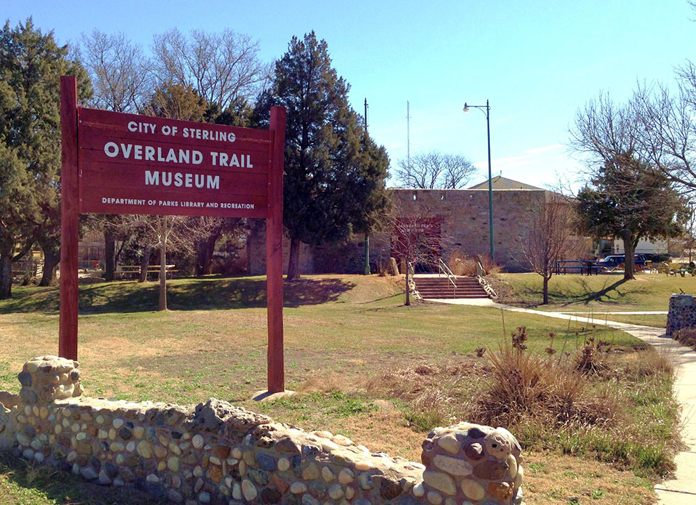 Sterling Overland Trail Museum