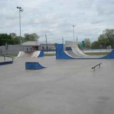 Tolla Brown Skate Park