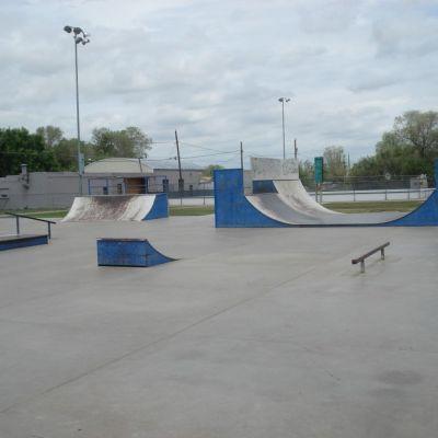 Tolla Brown Skate Park