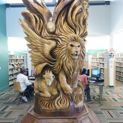 Seraphim (Wood)