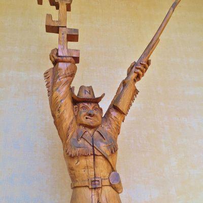Plainsman Pete (Wood)